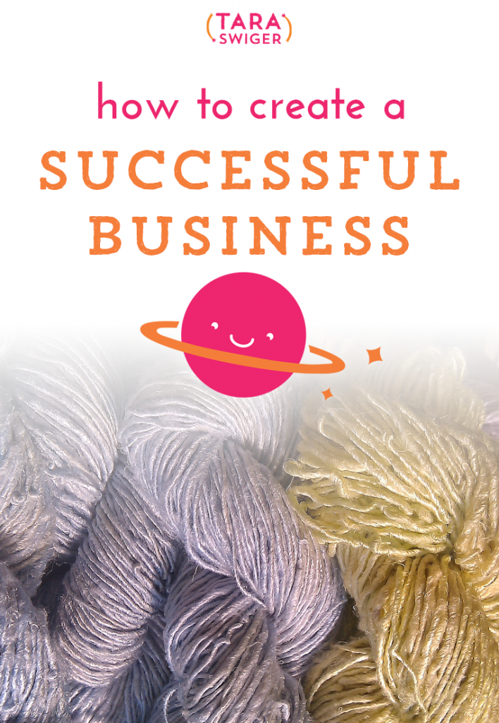 How to create a successful business