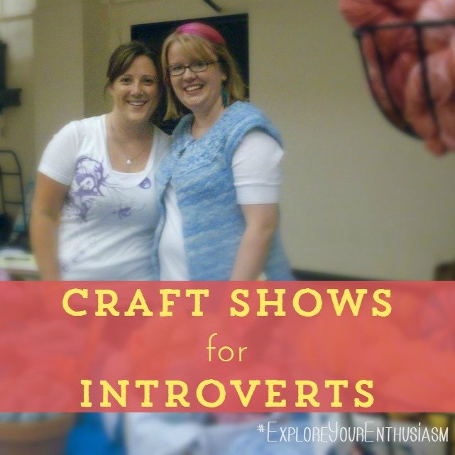 craft shows for introverts