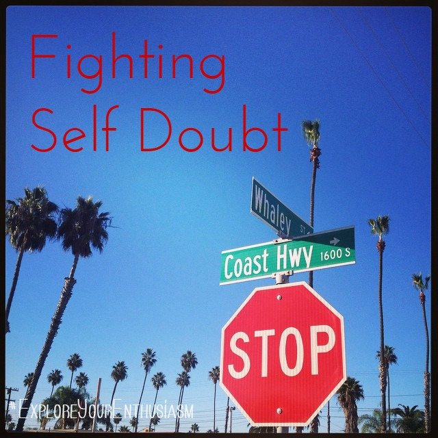 Fighting Self Doubt