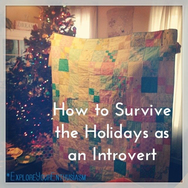 How to survive the holidays as an introvert