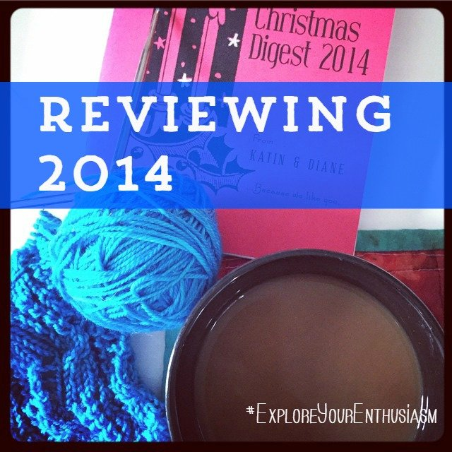 Reviewing 2014