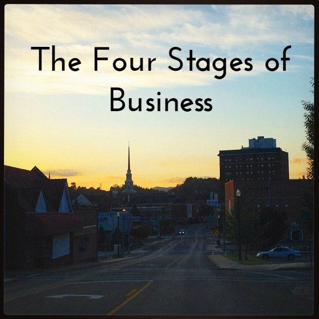 The Four Stages of Business