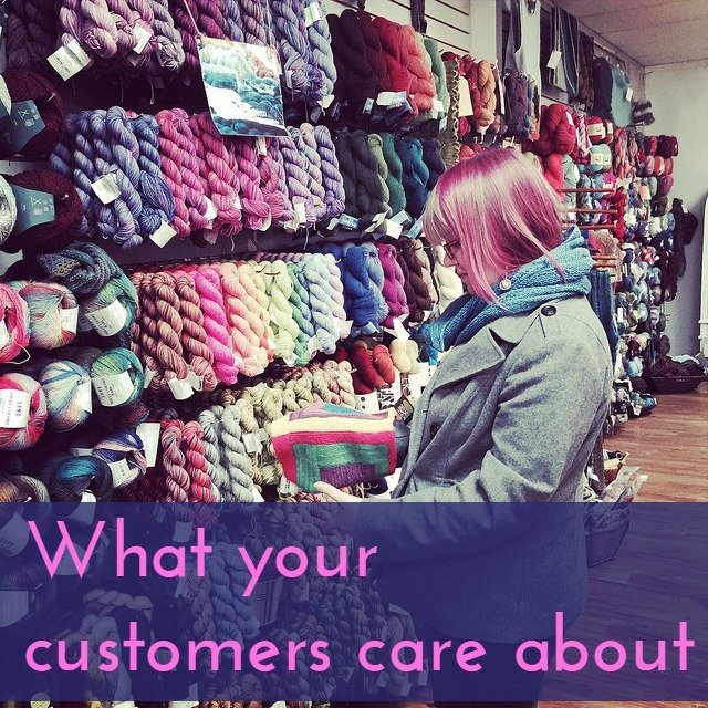 What your customers care about 2