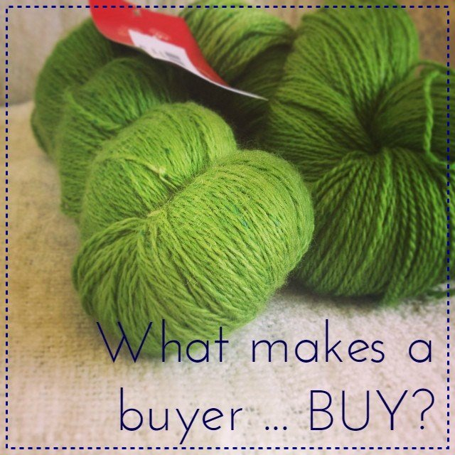 what makes a buyer buy