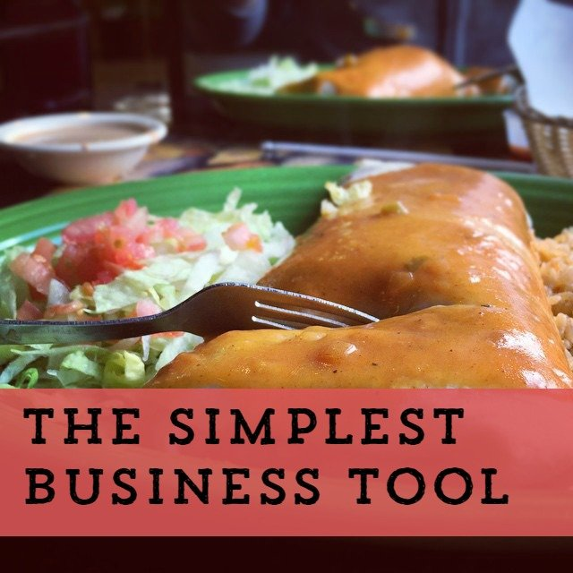 the simplest business tool