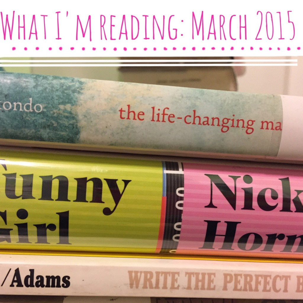 What I'm reading in March