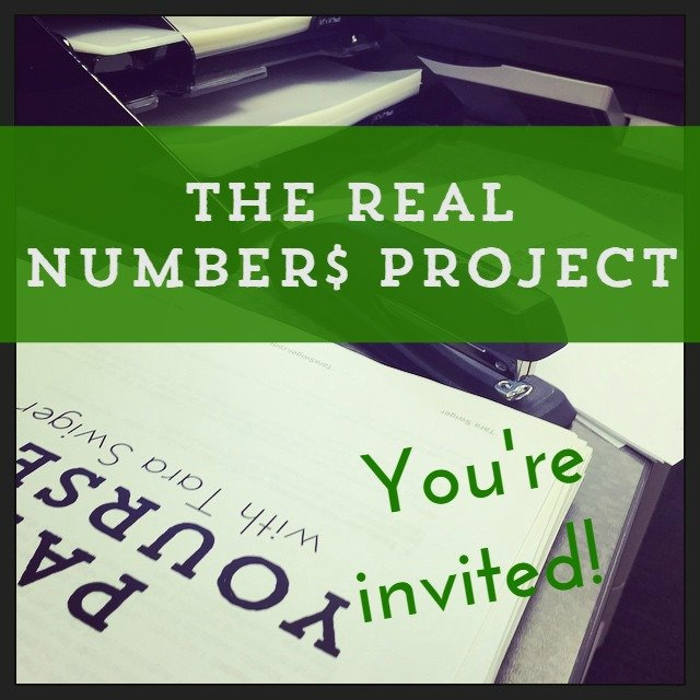 The real numbers project