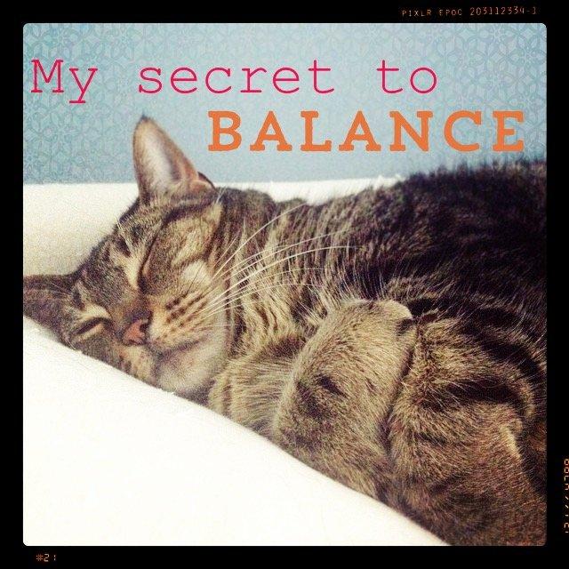 secrettobalance