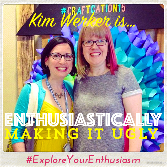 Kim Werker interview on Explore Your Enthusiasm