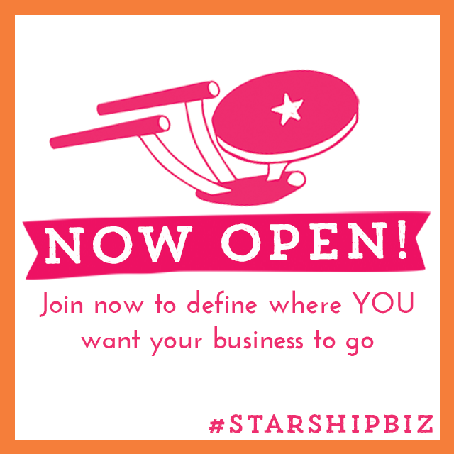 The Starship is Now Open