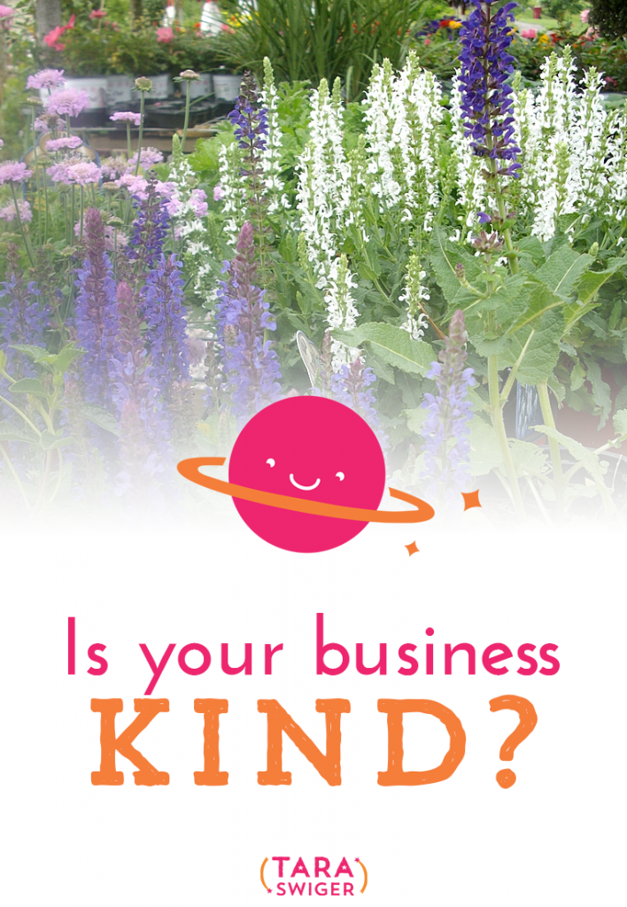 isyourbusinesskind