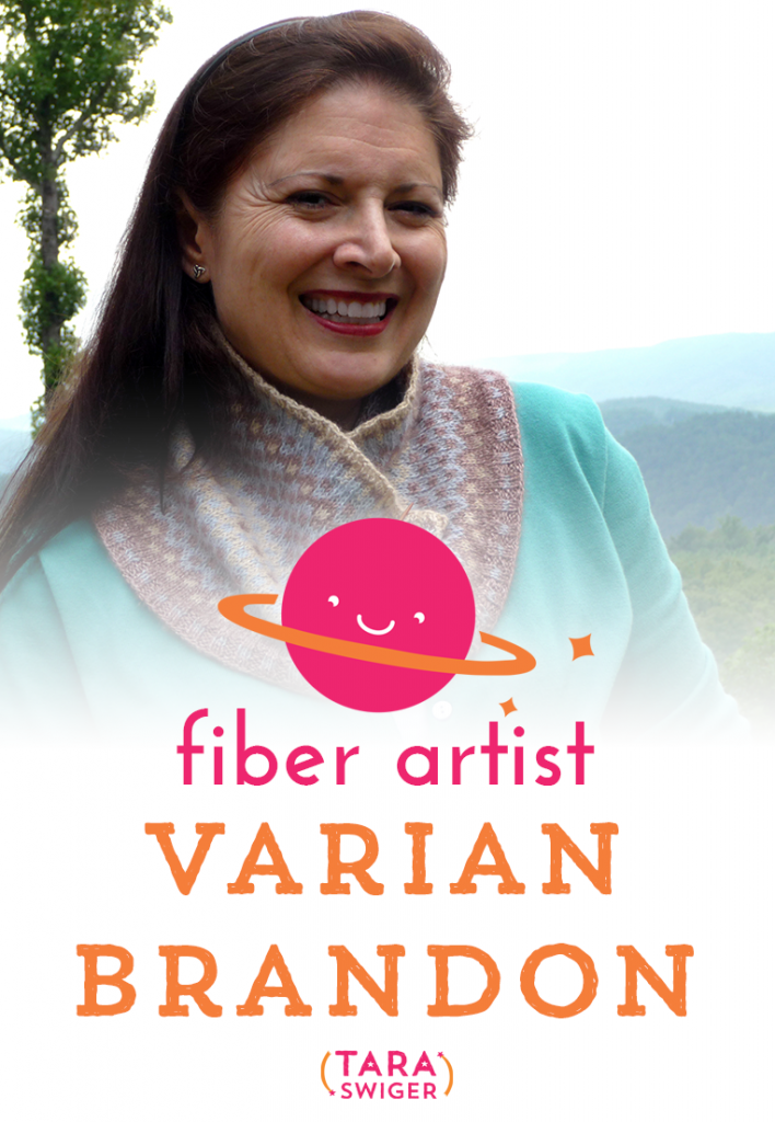 Today I'm delighted to be talking to retreat organizer and knitwear designer Varian Brandon. She shares how she got started designing, what a normal workday is like, and how she deals with the Comparison Trap. Varian's a member of the Starship (which is open now!) and we discuss how it's shaped how she thinks about her business. Listen in at TaraSwiger.com/podcast99/
