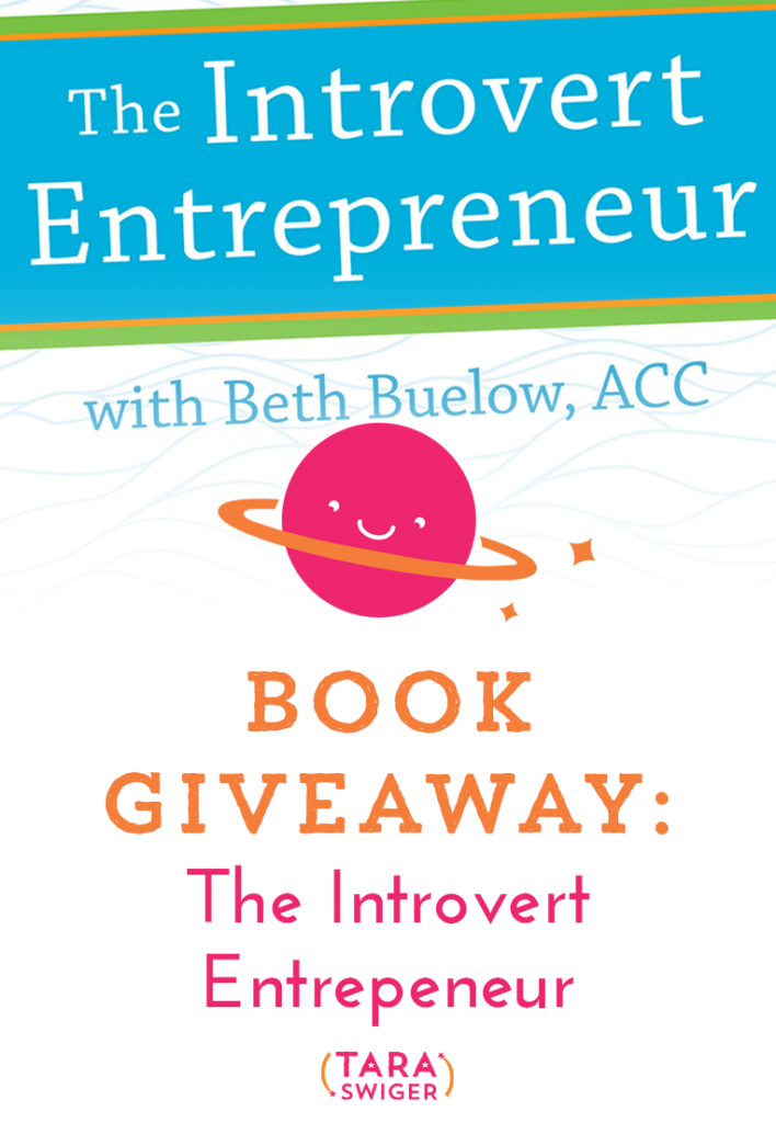 An introvert gets their energy from being alone, while an extrovert gets energy by being with other people. Many of my listeners are introverts (me too!), so I love to find resources for thriving in business as an introvert. I recently found a great book. In this episode, we'll discuss the three big lessons I took from The Introvert Entrepreneur, by Beth Beulow. And I'm giving away a copy. Enter to win!