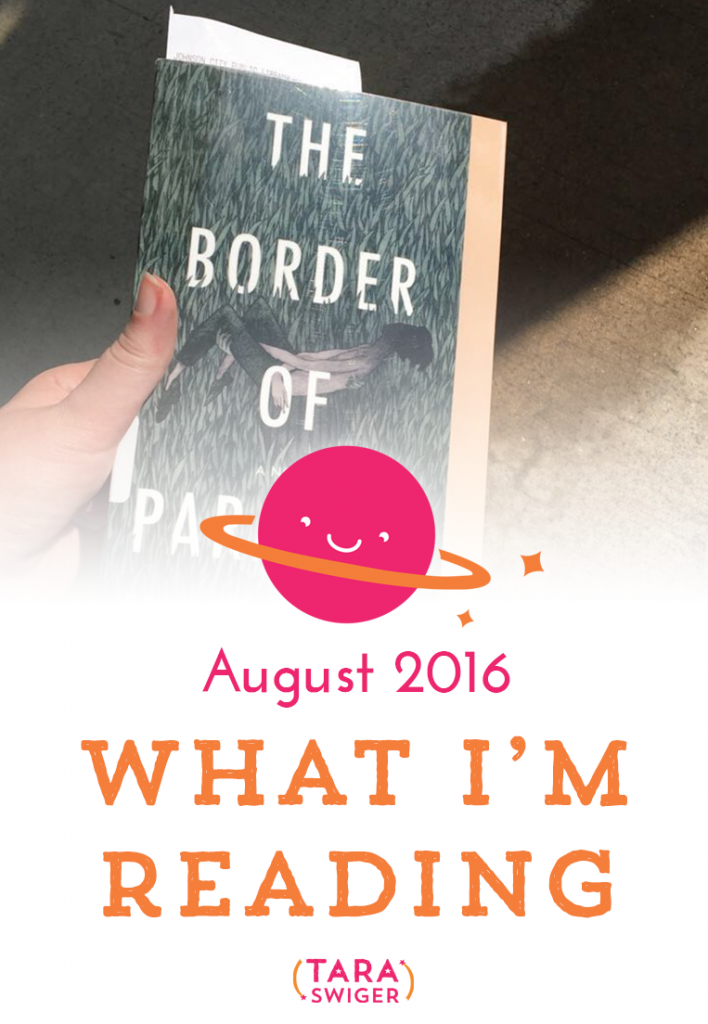 The business books and novels I'm reading  in August 2016