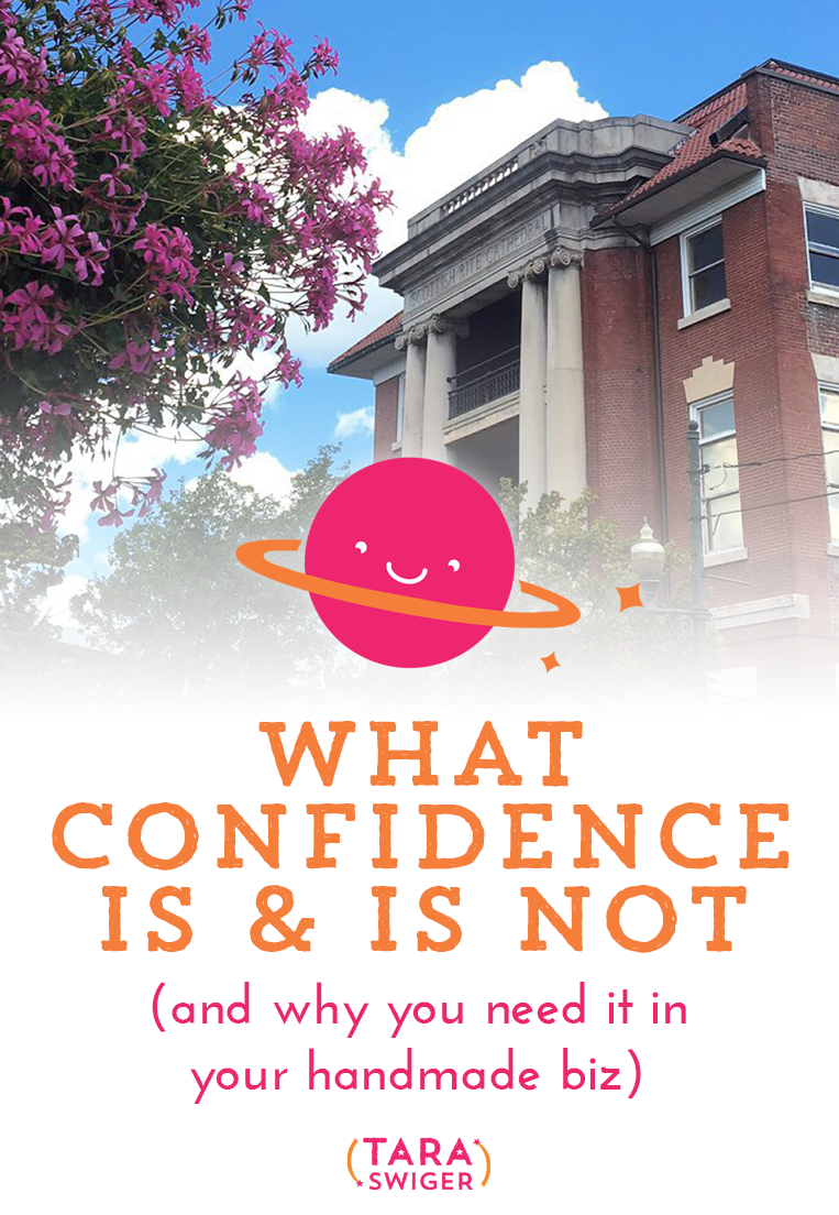 This week's challenge in the Biz Confidence challenge was to list 3 things you're proud of. Not just list them for yourself, but share them with the community on Instagram, using the hashtag #bizconfidencechalenge. And friends, this is hard! Today we're going to talk about why it's hard, and why you need to do it. Listen in at TaraSwiger.com/podcast126/