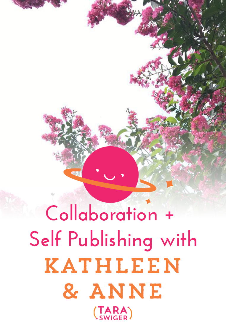 Did you ever just *click* with another creative biz owner and want to collaborate? In today's episode I'm talking to two people who clicked, came up with a crazy idea... and then followed through on it, in a big way. Anne Poldesak and Kathleen Dames, the editors of the new knitting magazine, Filament, join me to discuss: How they found each other, Why a magazine?!, What tools they use to work together. Wish you could find a collaboration partner? Tomorrow I'm sharing what I've learned about working with other business owners, from collaboration to accountability partners to good friends, in a free webinar. To join us, sign up at TaraSwiger.com/podcast124/.