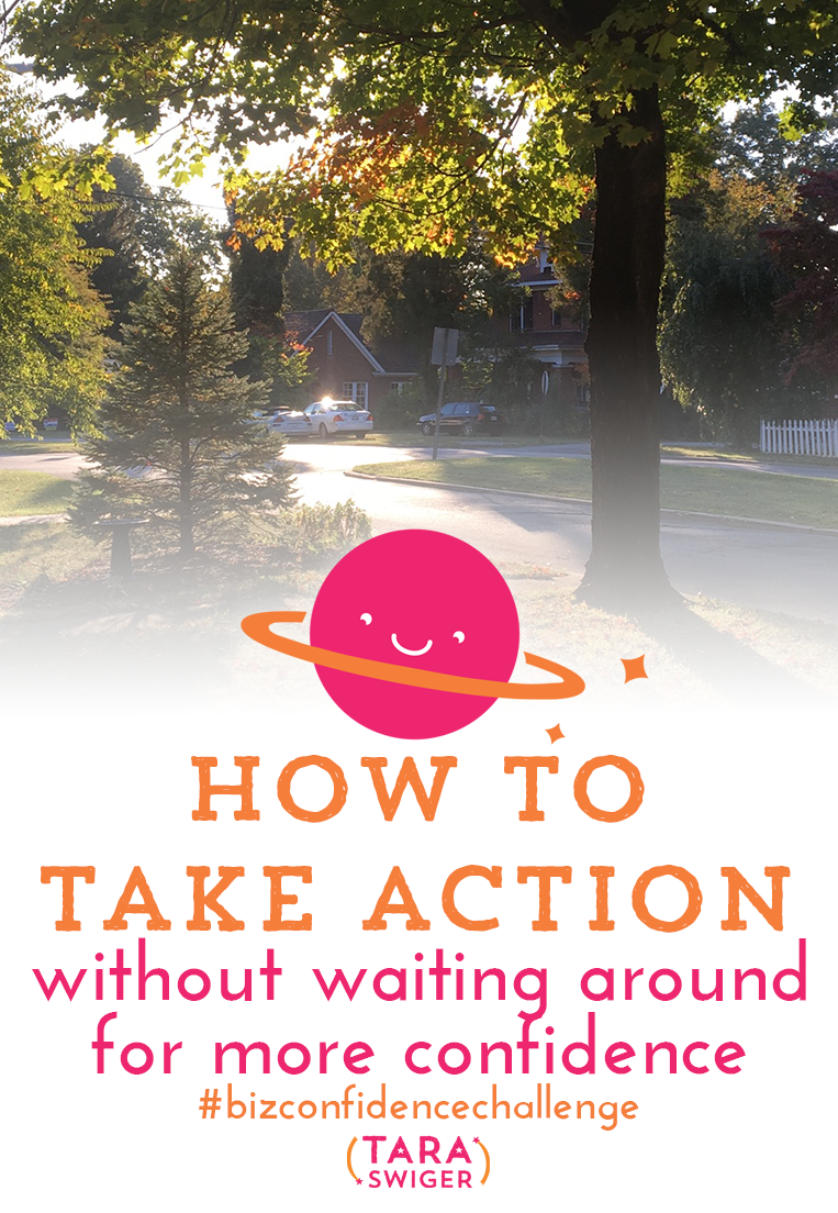 You have to take action, even when you don't feel ready. Today we're going to talk about what's stopping you from taking the action you need to take… and how to do it anyhow. Listen in at TaraSwiger.com/podcast131/