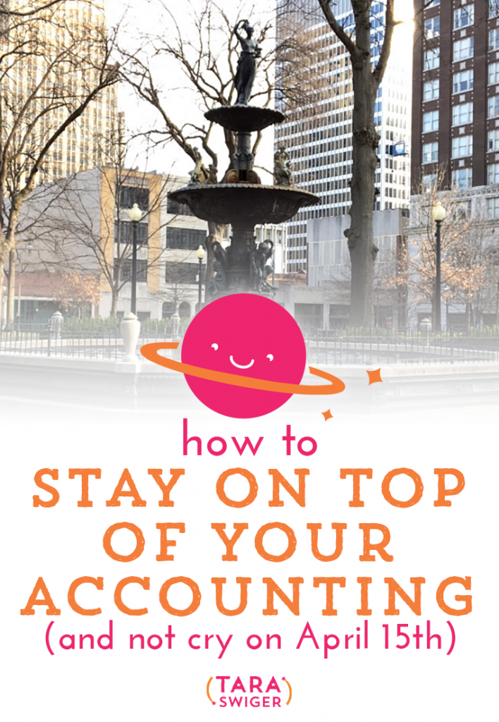 So, not to freak you out or anything, but tax season is coming. And I'm a little overwhelmed by how many people are saying things like, just worked on my taxes for 10 hours. WHAT?! Doing your taxes and tracking your business numbers does NOT need to take a million hours. In today's episode, I'll talk about exactly how I did my accounting for years while running my business. Download the transcript (using the form at the bottom of this page!) and I'll also send you a link to the video I made about the accounting software I use now and show you how it's saving me tons of time over my previous method of accounting! Listen in at TaraSwiger.com/podcast149/