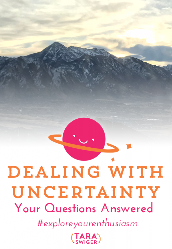 Business has lots of ups and downs to it, but there are ways to bring a little bit more certainty into your creative business. Learn more about this at TaraSwiger.com/podcast204
