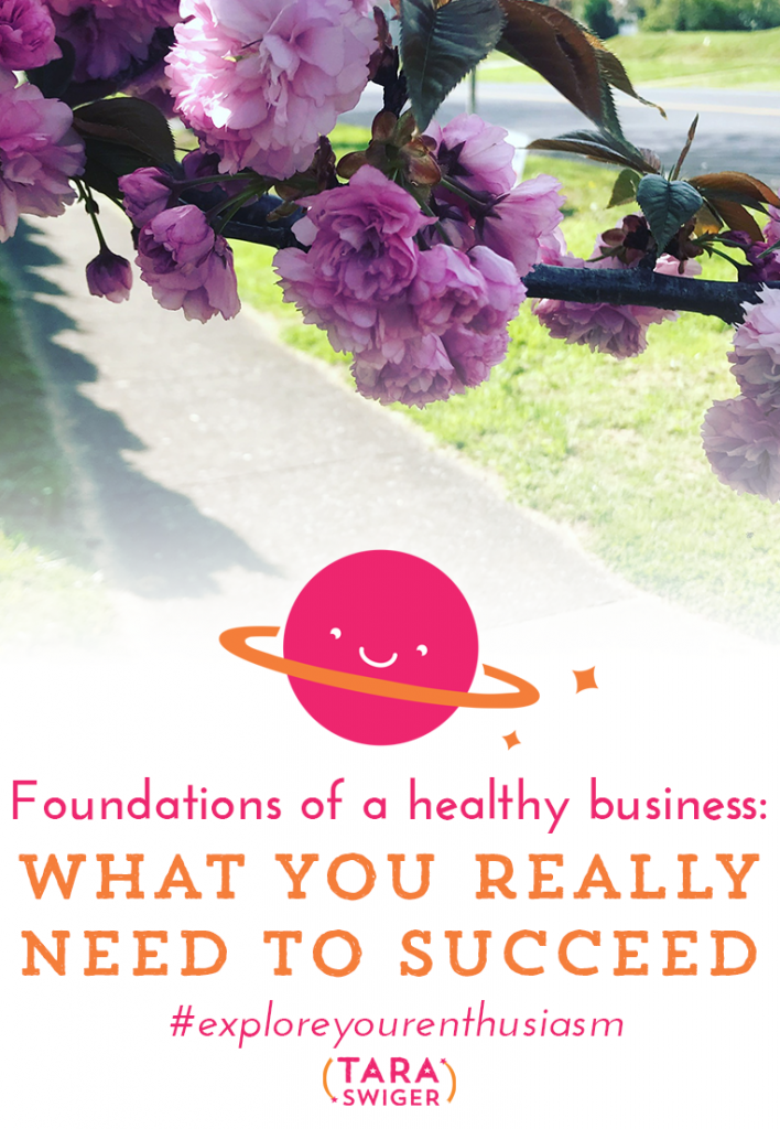 When you have a solid foundation in your business, anything is possible. Learn more about the very fundamentals of building a beautiful business at TaraSwiger.com/podcast221