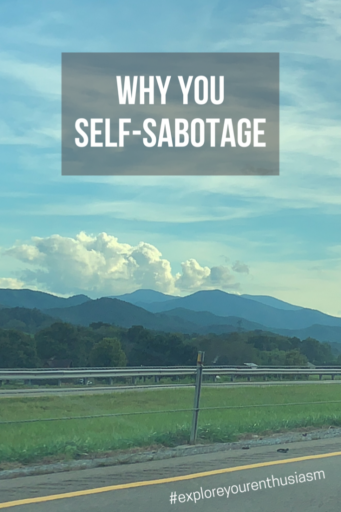 I did not want to talk about this. I have been avoiding this topic for years, even though it's something my listeners and clients ask all the time: WHY do I keep sabotaging myself? If you feel like you sabotage your own success learn more at TaraSwiger.com/podcast226
