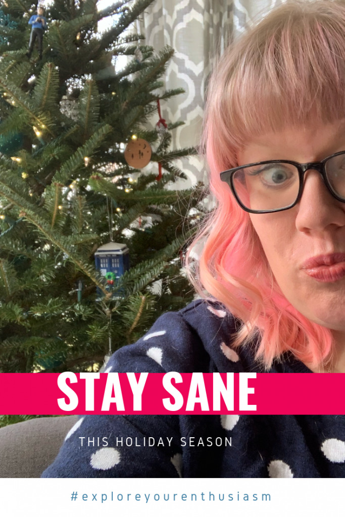 The holidays can be incredibly stressful - especially if you're running a creative business. But that doesn't have to be the case. Learn how to stay sane and keep the holidays enjoyable at TaraSwiger.com/podcast238