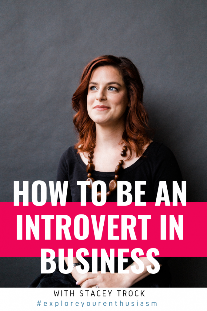 Just because you're introverted, doesn't mean you can't succeed at business! Learn more about how to thrive as a business introvert at TaraSwiger.com/podcast240