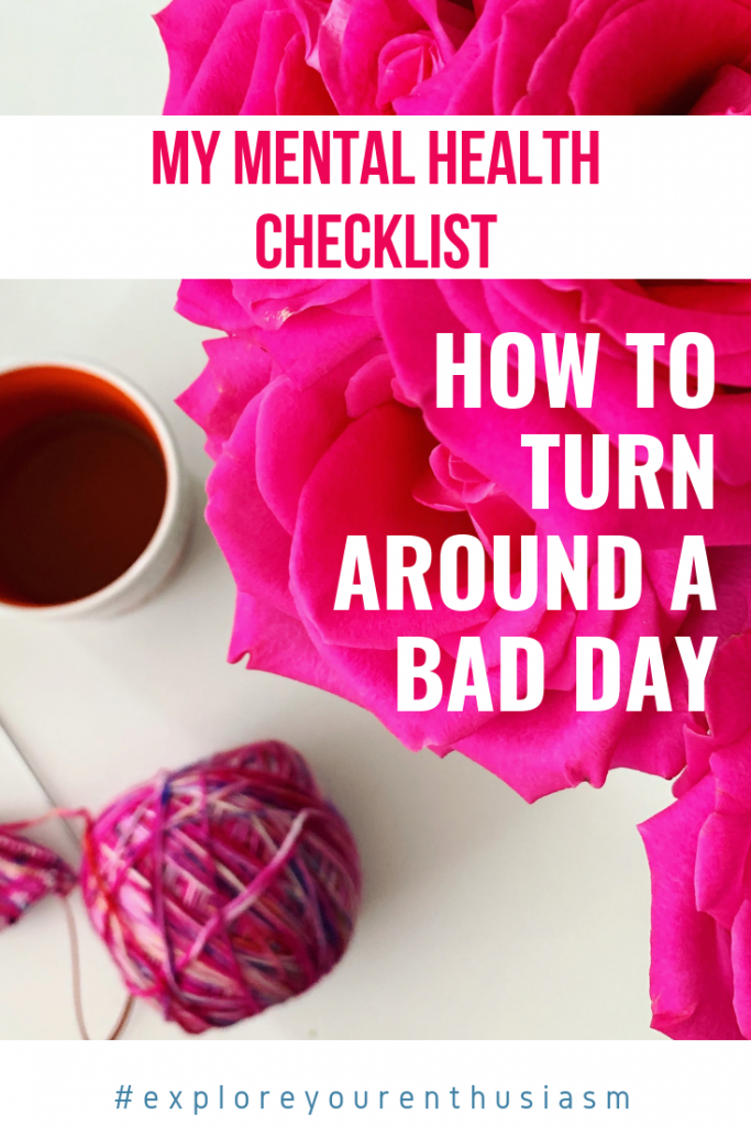 We all have bad days. But a bad day doesn't have to totally derail your biz. Learn more about the simple checklist I use at TaraSwiger.com/podcast241