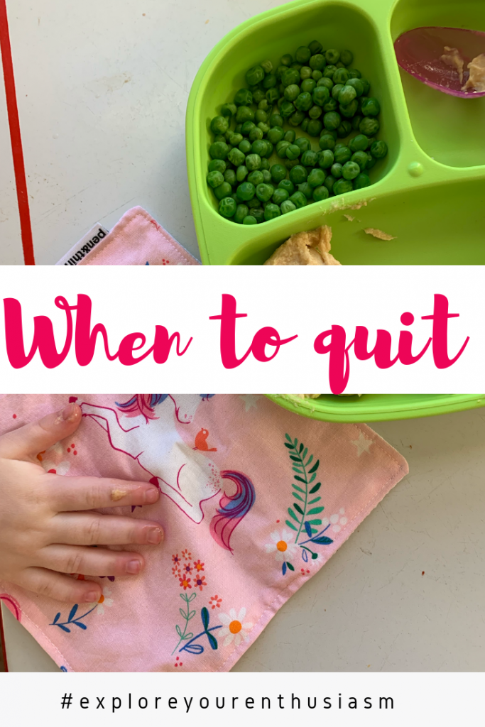 How do you know it's time to quit? Sometimes when something isn't working in your biz that means it's time to quite, but sometimes it means it's time to keep going. Learn how to tell the difference at TaraSwiger.com/podcast249