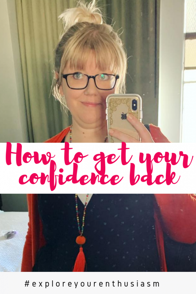 Confidence generates forward momentum and forward momentum generates confidence. But what do you do when you don't have confidence or momentum? Learn how to get your confidence back in your creative biz at TaraSwiger.com/podcast252