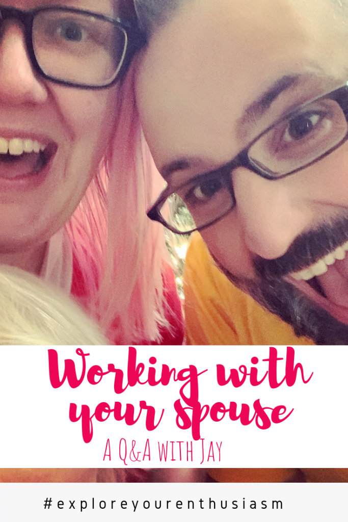 Working with your partner has some incredible perks, and some tricky parts. Listen in while my husband and I answer your questions about work, life, and fostering at TaraSwiger.com/podcast253
