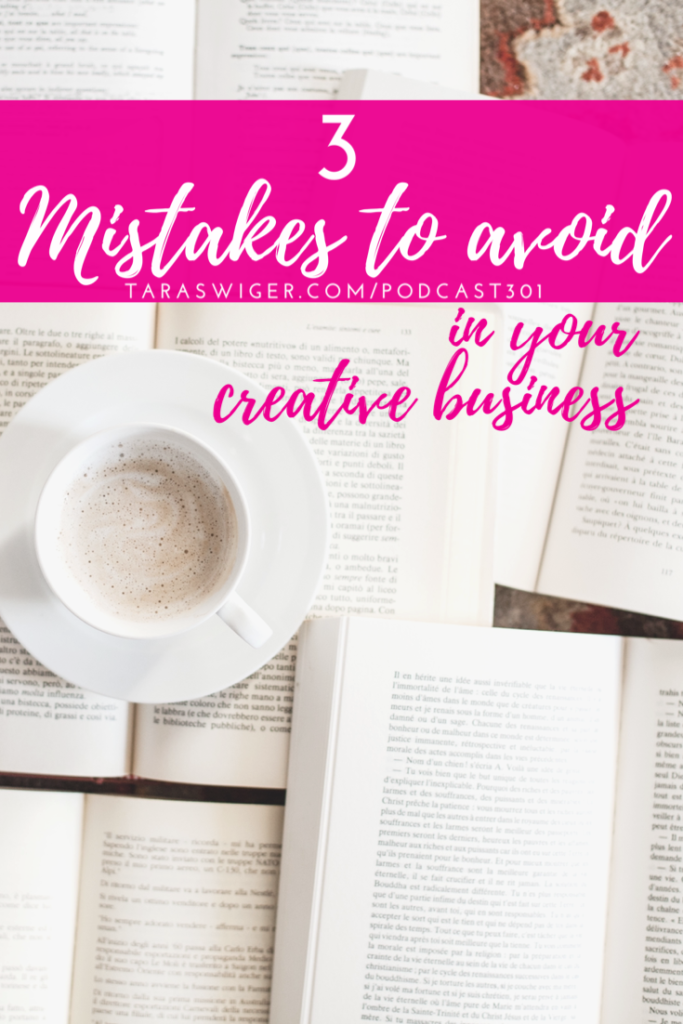 3 mistakes to avoid in your business